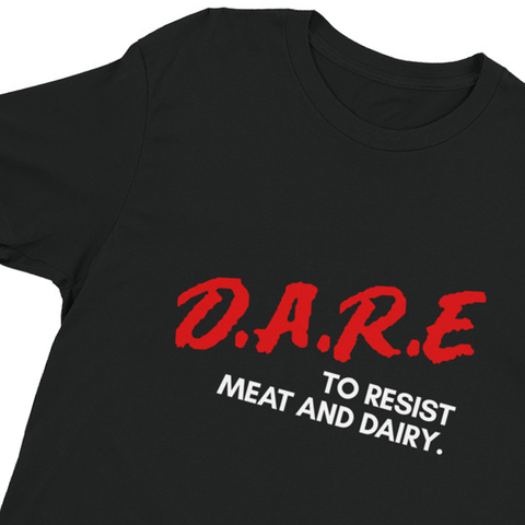 D.A.R.E. Campaign - Men's Fitted T-shirt (2 Colours)