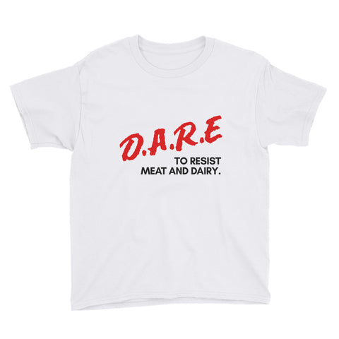 D.A.R.E. Campaign - Youth T-Shirt (2 Colours)