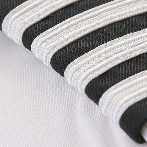 A Cut Above Uniforms Pilot Stripe Colors