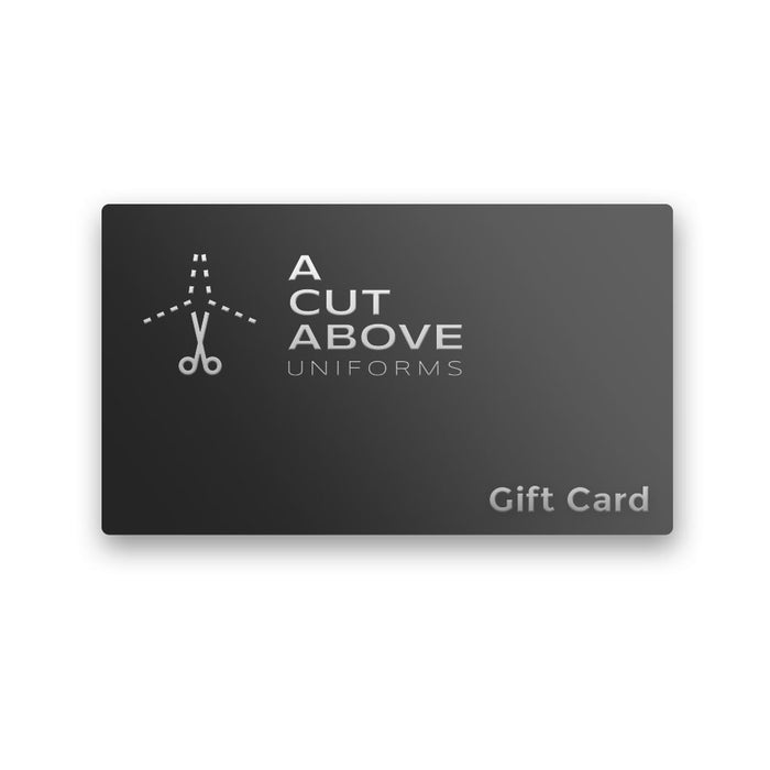 A Cut Above Gift Card