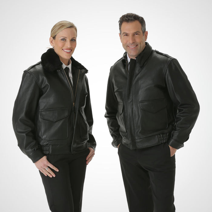 A Cut Above Uniforms Pilot Quality Leather Jackets