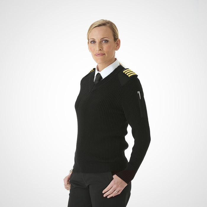A Cut Above Uniforms Pilot Quality Sweaters