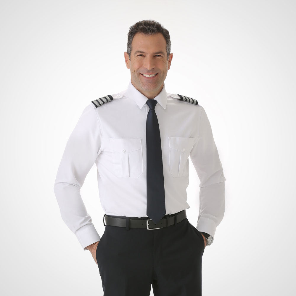 A Cut Above Uniforms Pilot Quality Mens Shirts
