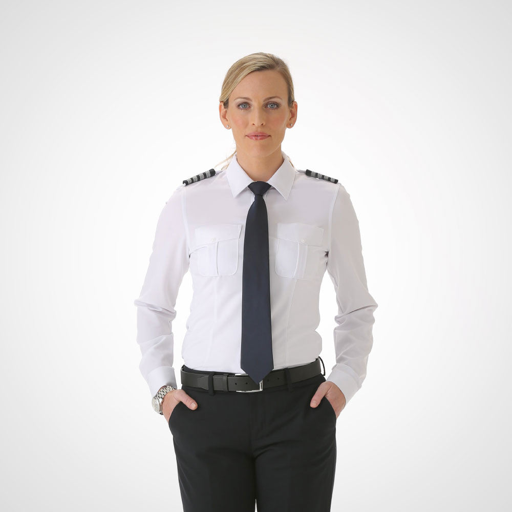 A Cut Above Uniforms Pilot Quality Womens Shirts