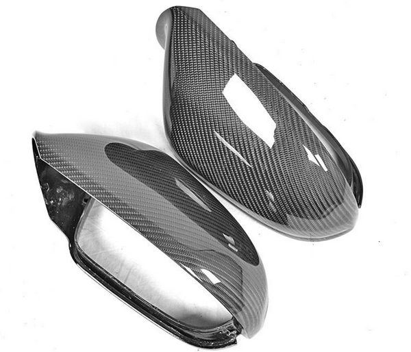 Audi A6/S6/RS6 Carbon Fiber Mirrors 2012-2017