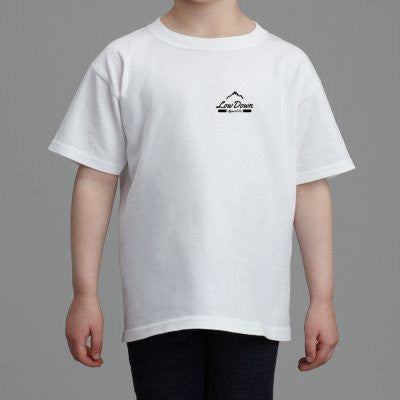 Kid's Mountain Tee - LowDown Apparel