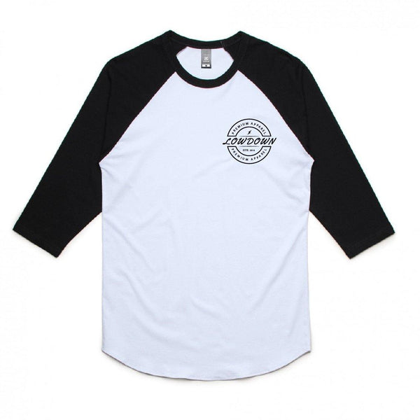 Power Raglan - LowDown Apparel