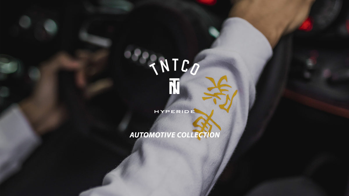 "TNTCO x Hyperide ""Automotive"" Collection"