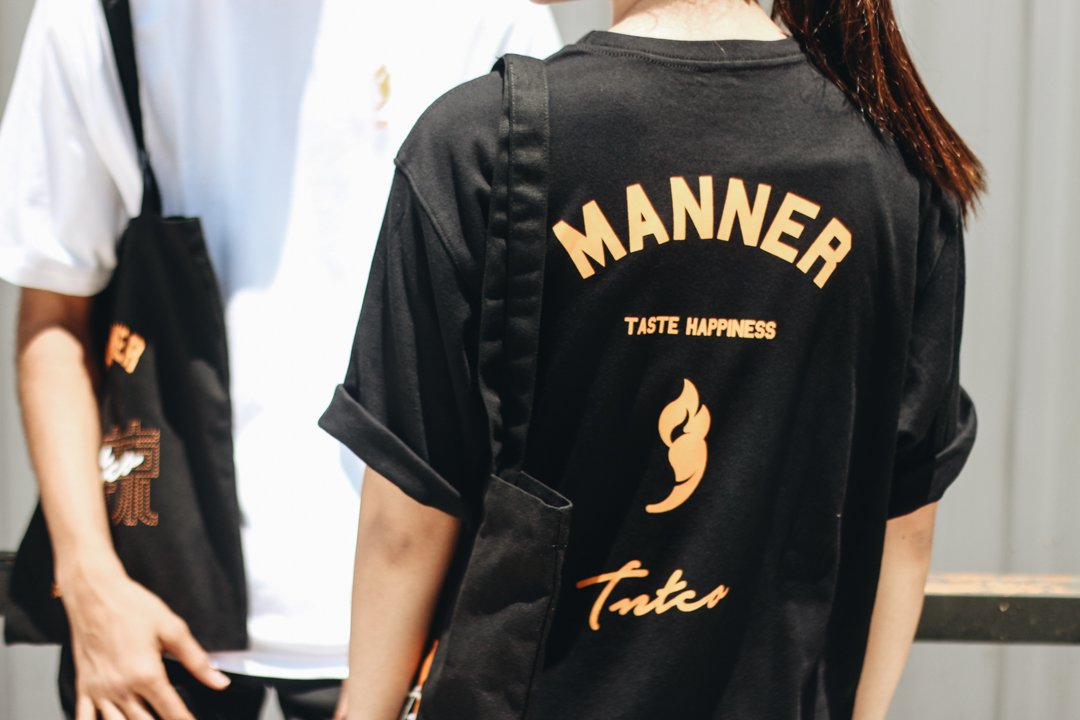 TNTCO x Manner Collection