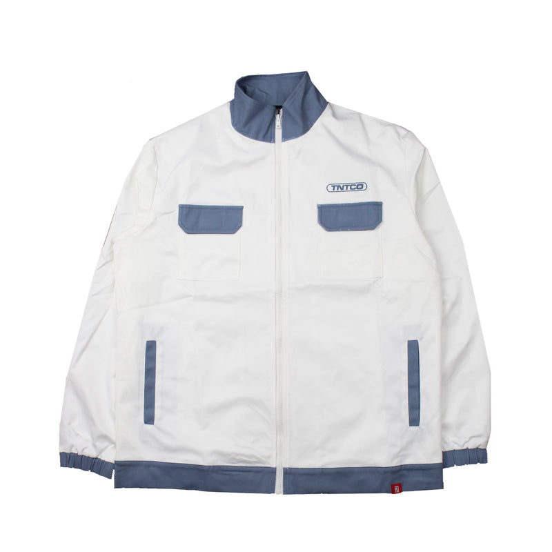 Research Track Jacket