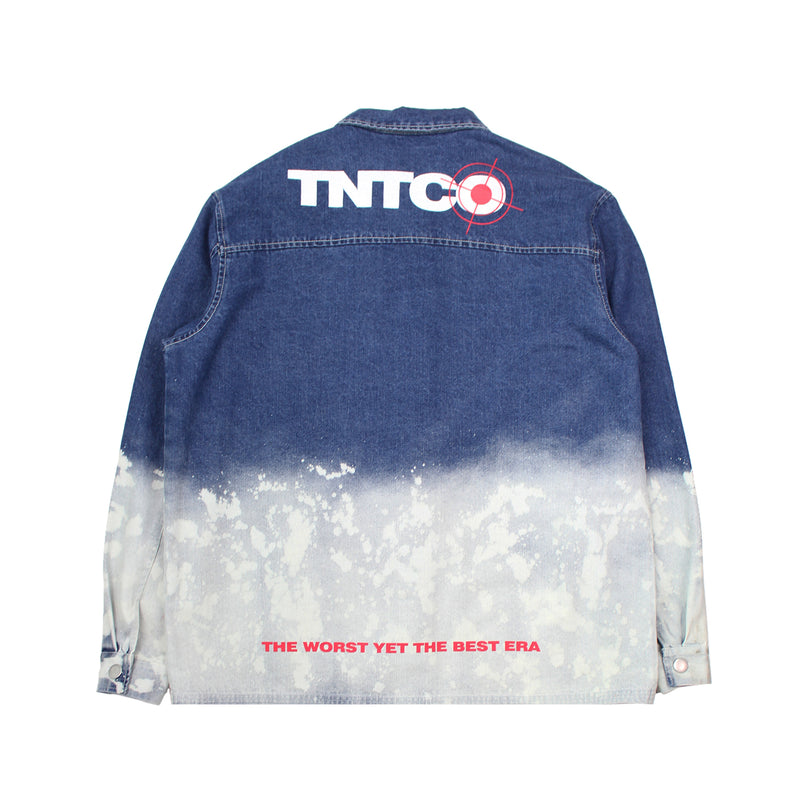 Aimed Denim Jacket