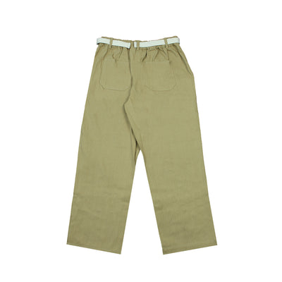 OUTER POCKET PANTS KHAKI
