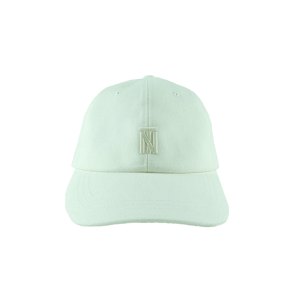 Icon Cap Tone 2 Tone White