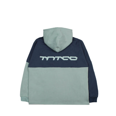 Block Sweatshirt Blue