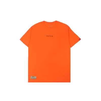 Self Inflicted Tee Orange