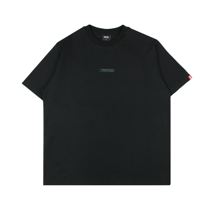 Suzaku Tee (Black/ Green)