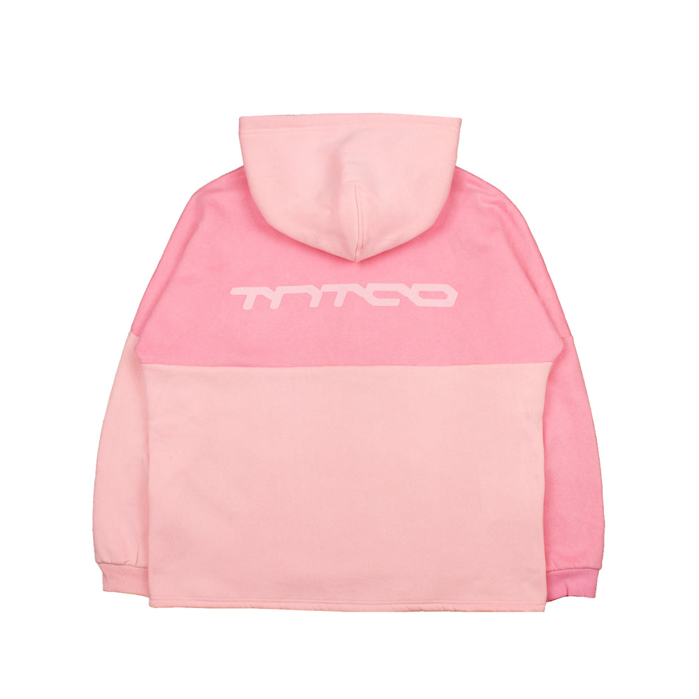 Block Sweatshirt Pink