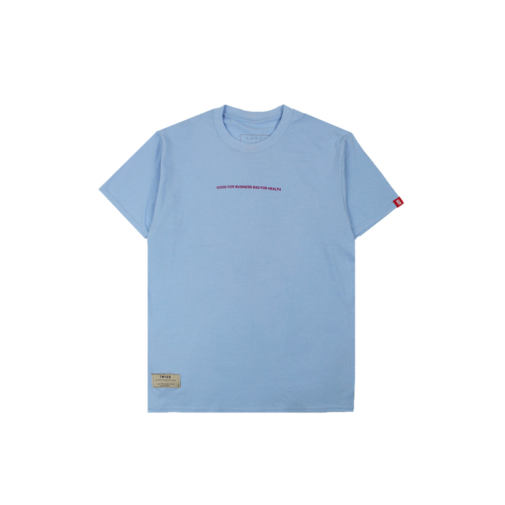 Cellphone Tee Blue