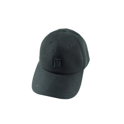 Icon Cap Tone 2 Tone Black