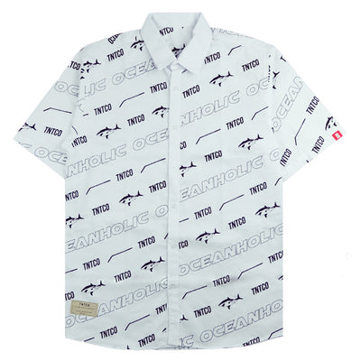 SHARK FULL PRINT SHIRT