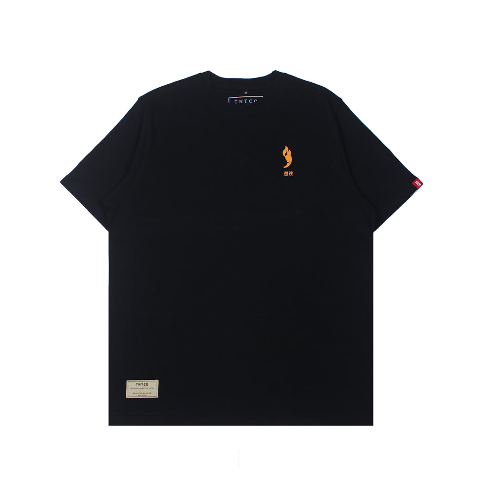 TNTCO x Manner Collaboration Tee (Black)