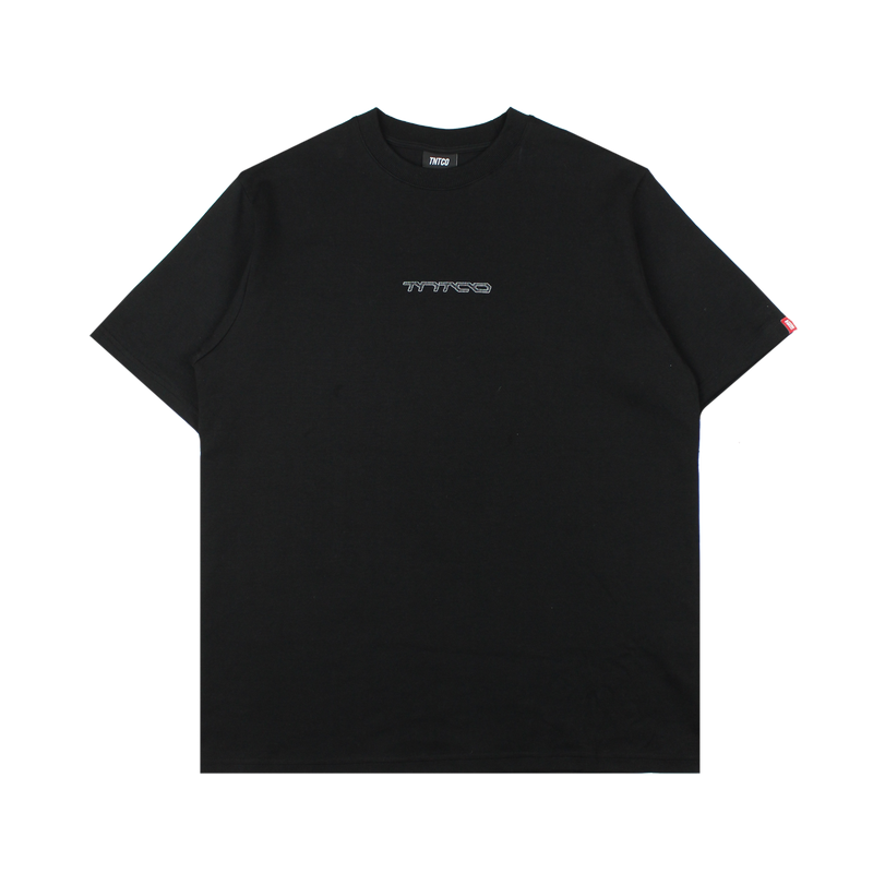 Transparent Tee (Black)