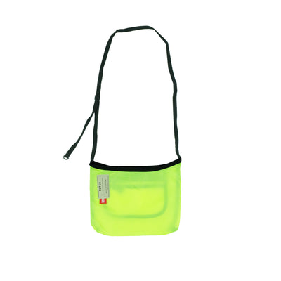 Transparent Shoulder Bag (Neon)