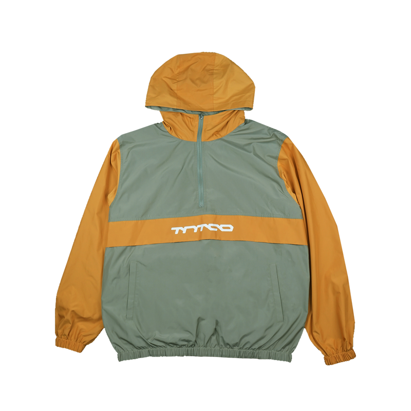 Reversible Logo Windbreaker