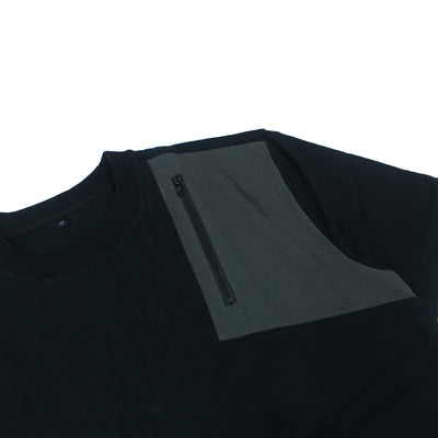 DROPPED SHOULDER OVERSIZED TEE