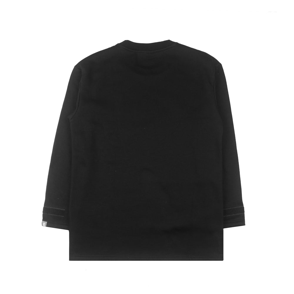 Velcro Sleeves Jumper