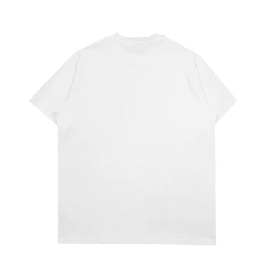 Duo Ring Tee (White)