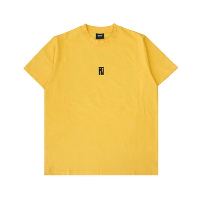 Oriental Lion Tee Yellow