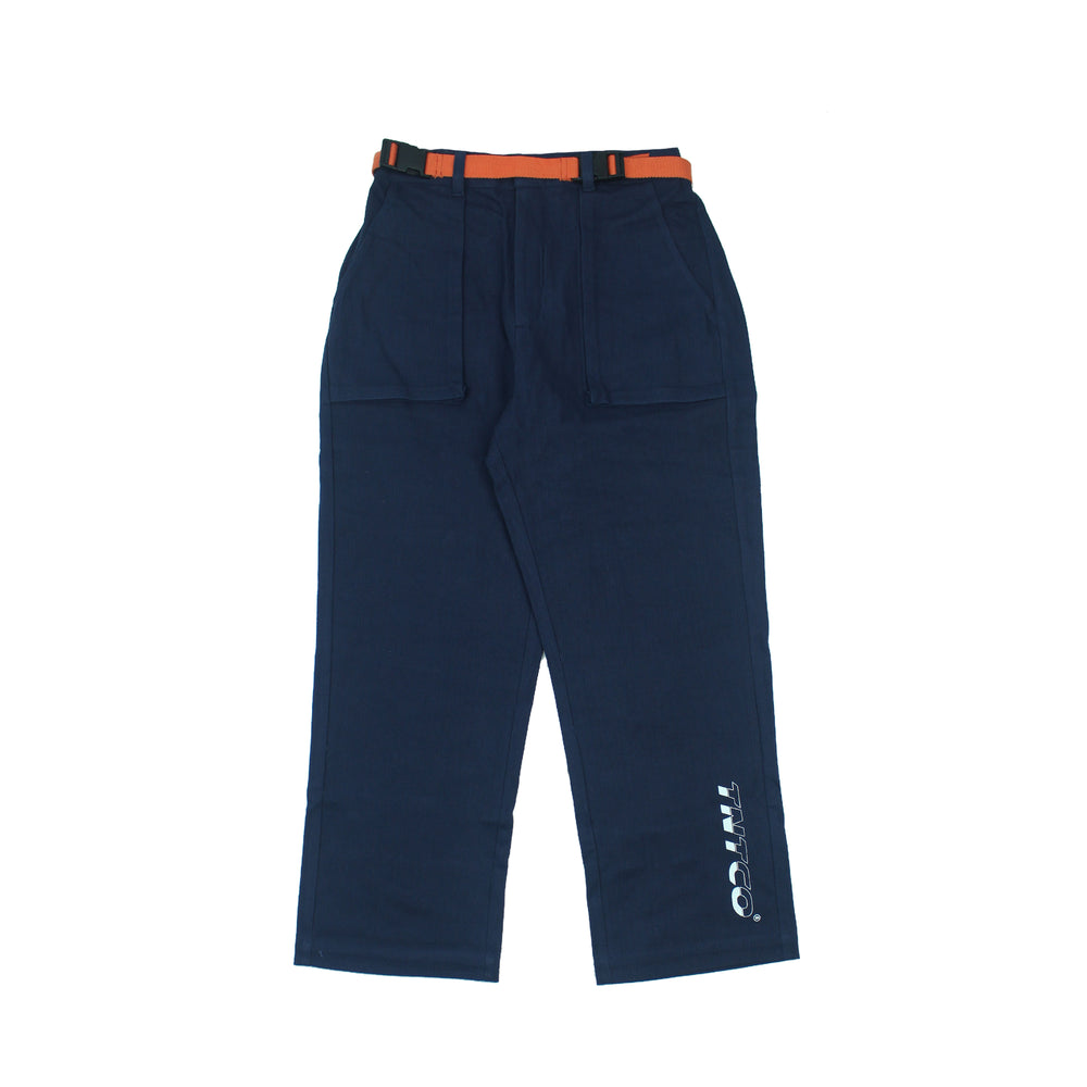 OUTER POCKET PANTS NAVY