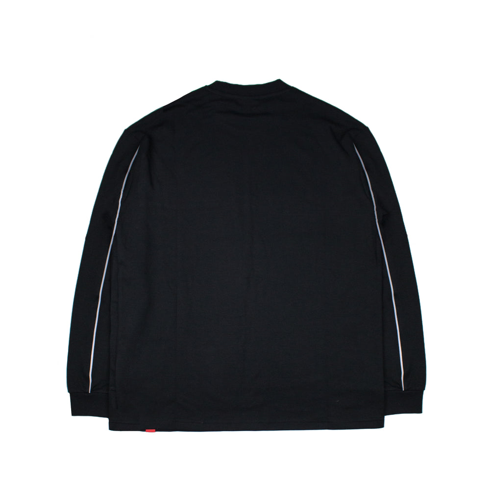 Reflective Piping L/S Tee