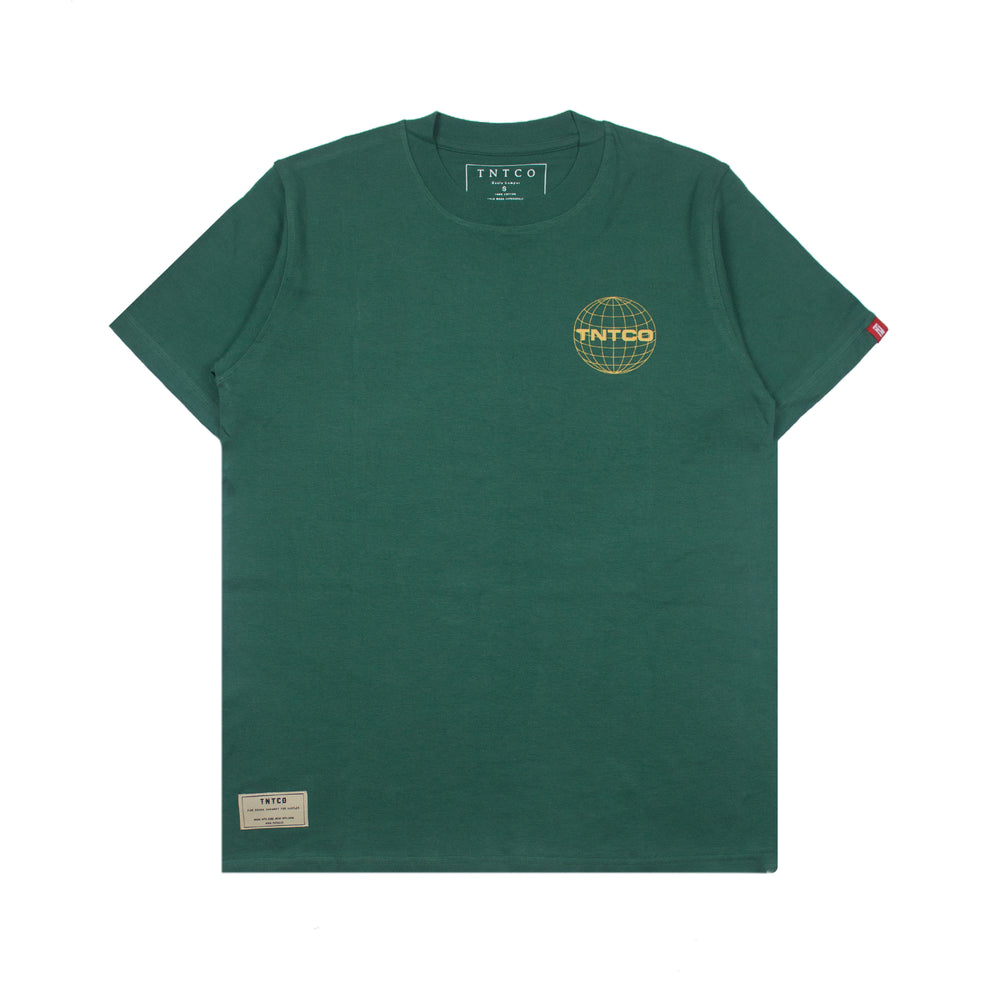 Nationhood Tee (Green)