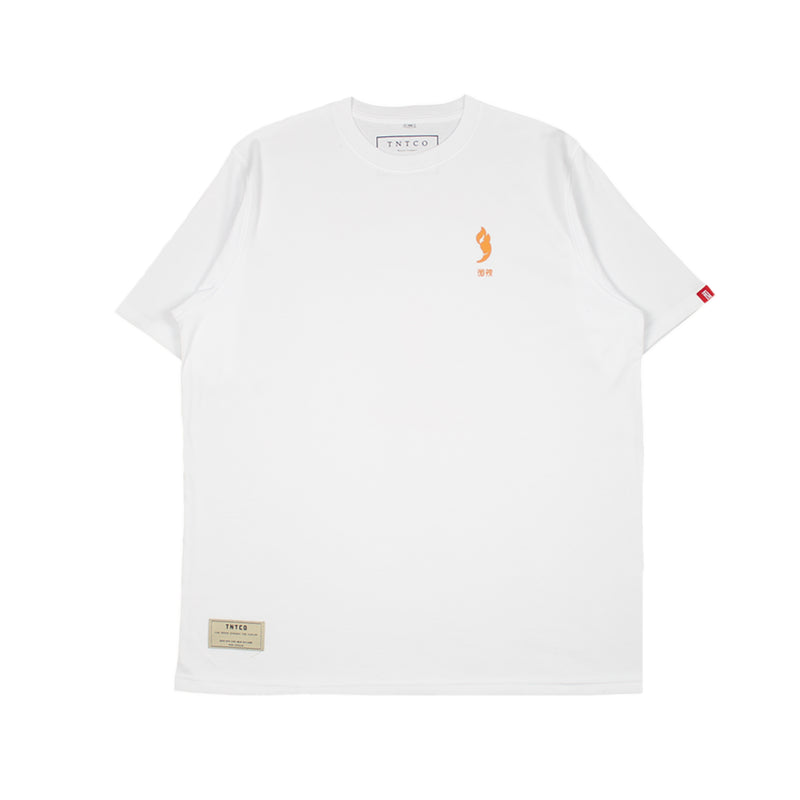 TNTCO x Manner Collaboration Tee (White)