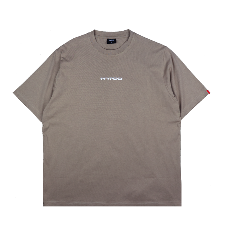 Techno Tee (Brown)