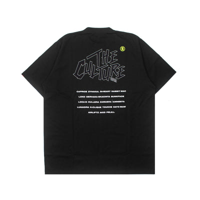 TNTCO x The Culture Official Merch Tee Black