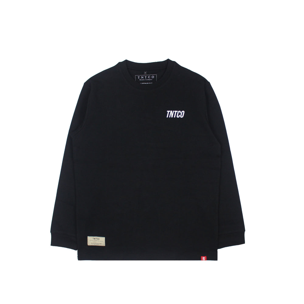 Lustrum Long Sleeves Tee (Black)