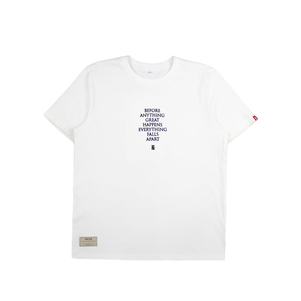 CYCLE TEE (WHITE)