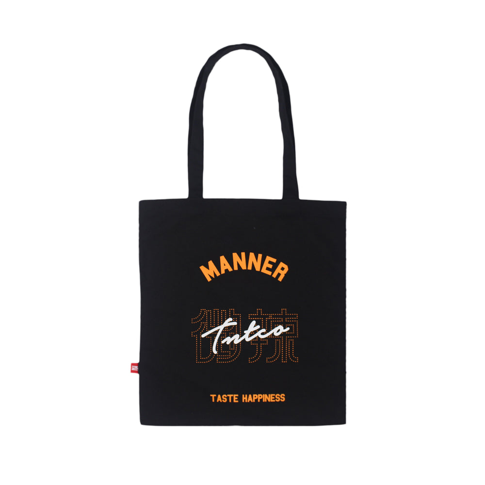 TNTCO x Manner Collaboration Tote Bag
