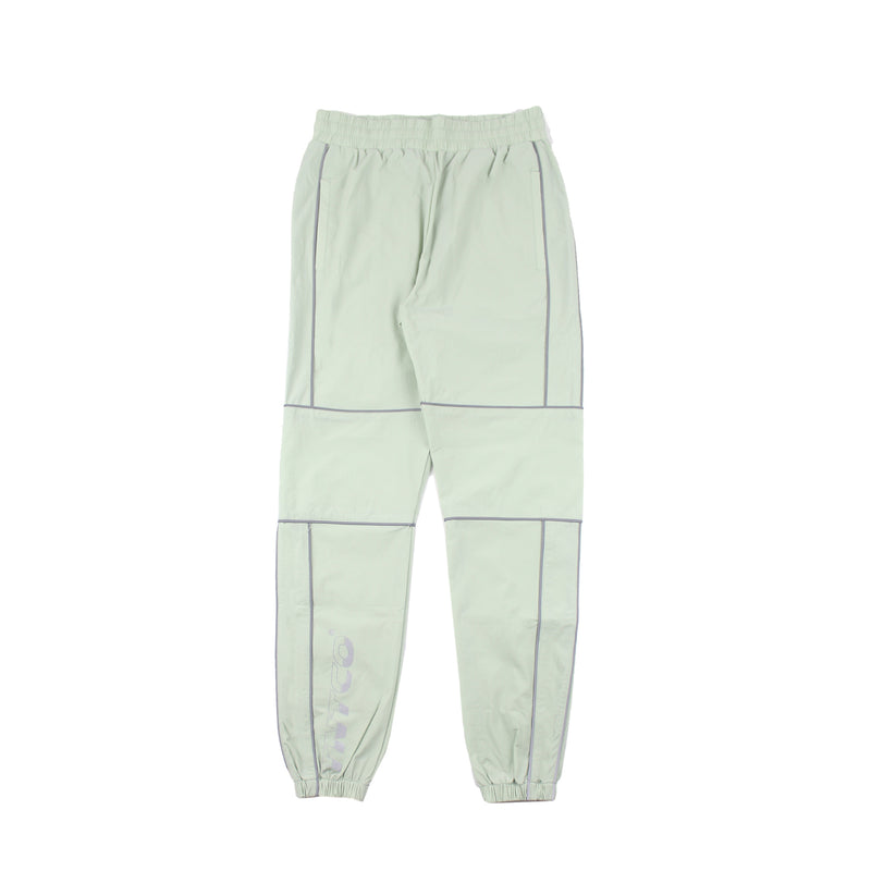 3M REFLECTIVE TRACK PANTS MINT GREEN