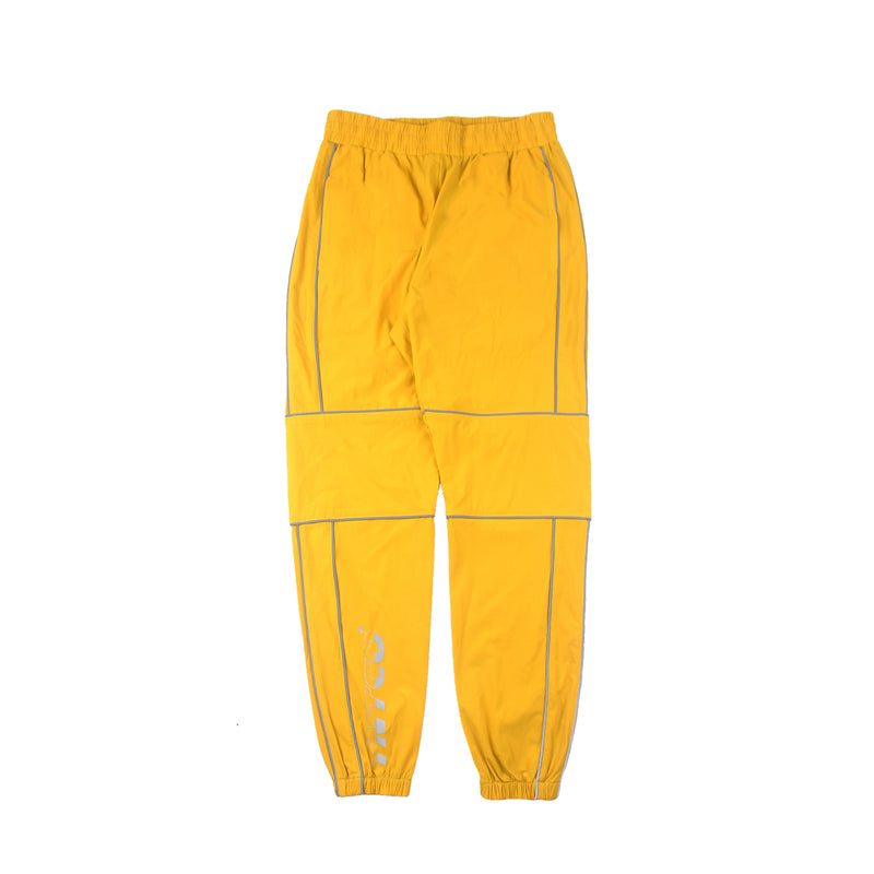 3M REFLECTIVE TRACK PANTS YELLOW