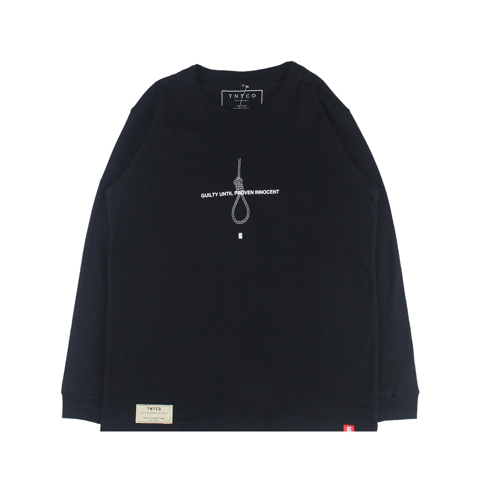 Hanging Long Sleeves Tee