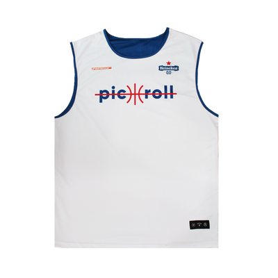 PIC & ROLL JERSEY TOP