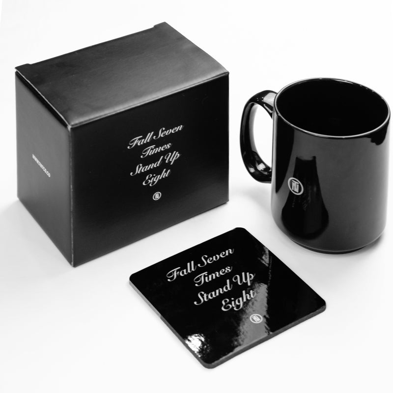 Septennium Mug & Coaster (Not for Sale)