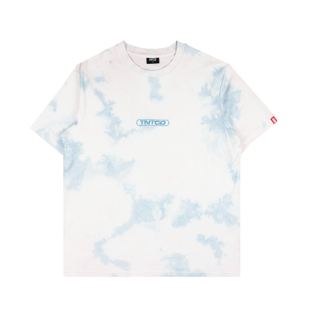 Tie Dye Tee (Light Blue)