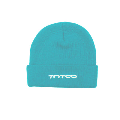 Logo Beanie (Light Blue)