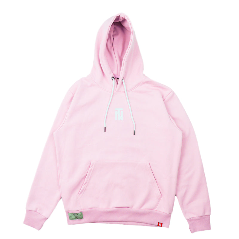 Icon Hooded Sweatshirt (Pink)