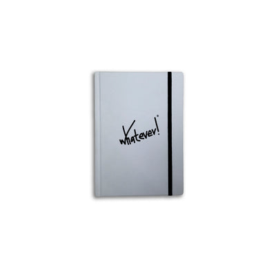 """Whatever""  Notebook"